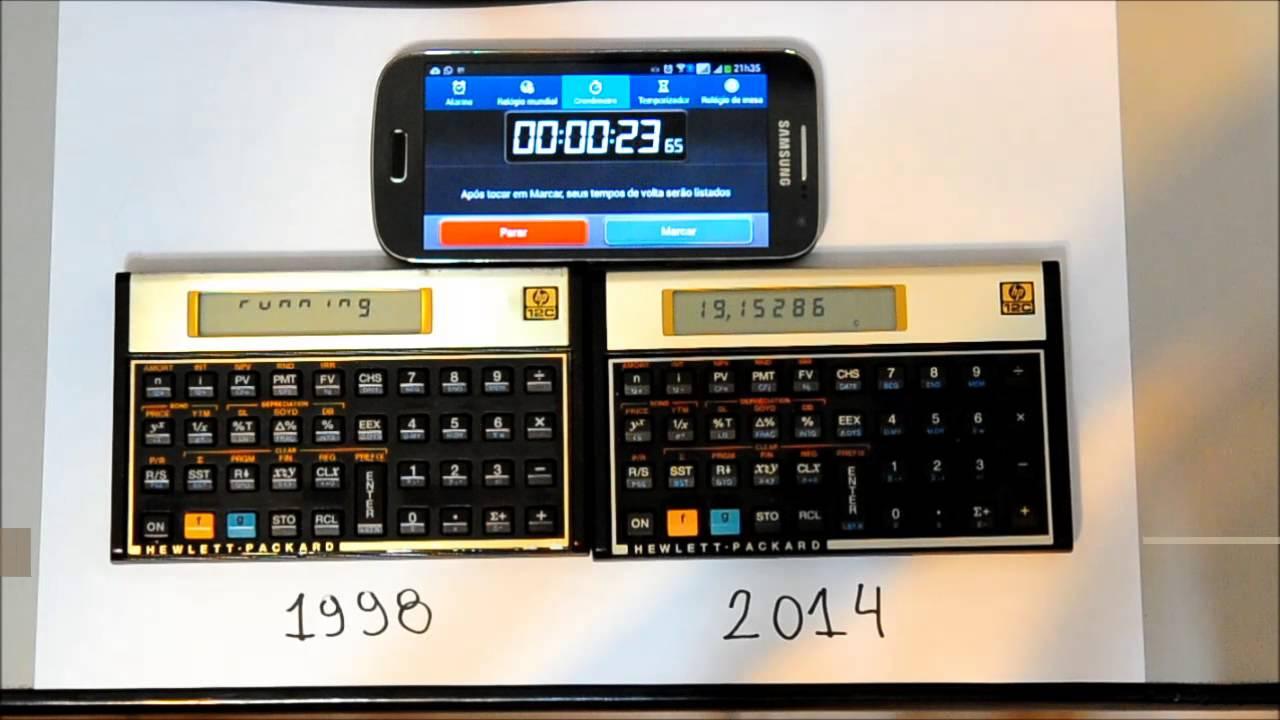 Curso calculadora hp 12c