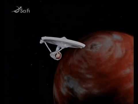 Star Trek: The Original Series - First Episode Opening (The Man Trap)