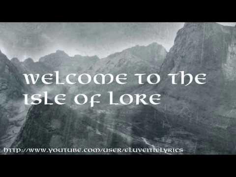 Eluveitie-Inis Mona *Lyrics*