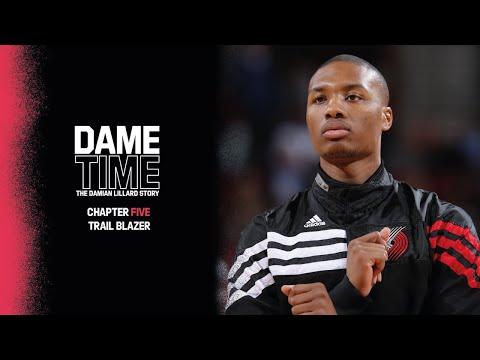 Adidas Basketball | DAME TIME: The Damian Lillard Story | Chapter Five: Trail Blazer