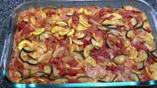 New Recipe! Spaghetti Squash Casserole - Enjoy On Simply Filling Or Points Plus!