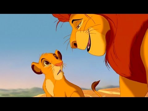 THE LION KING Cartoons Movie Game For Kids - THE LION KING Video Game Animation Full HD