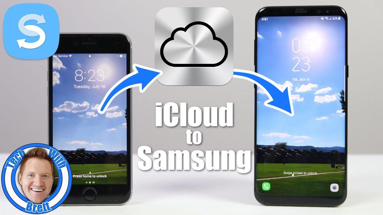 Samsung Icloud Giriş