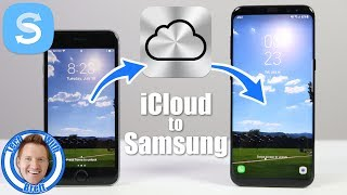 Smart Switch Transfer From iCloud to Samsung Galaxy S8