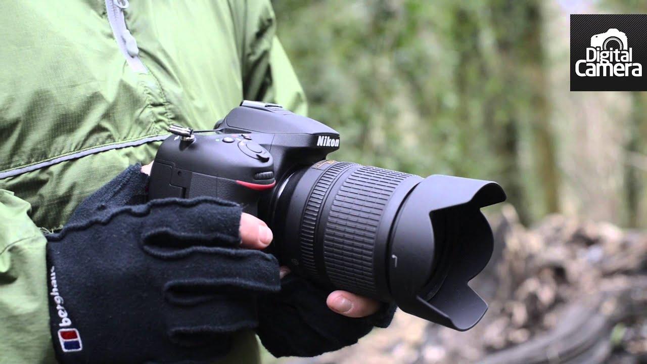 Nikon D7100 review - YouTube