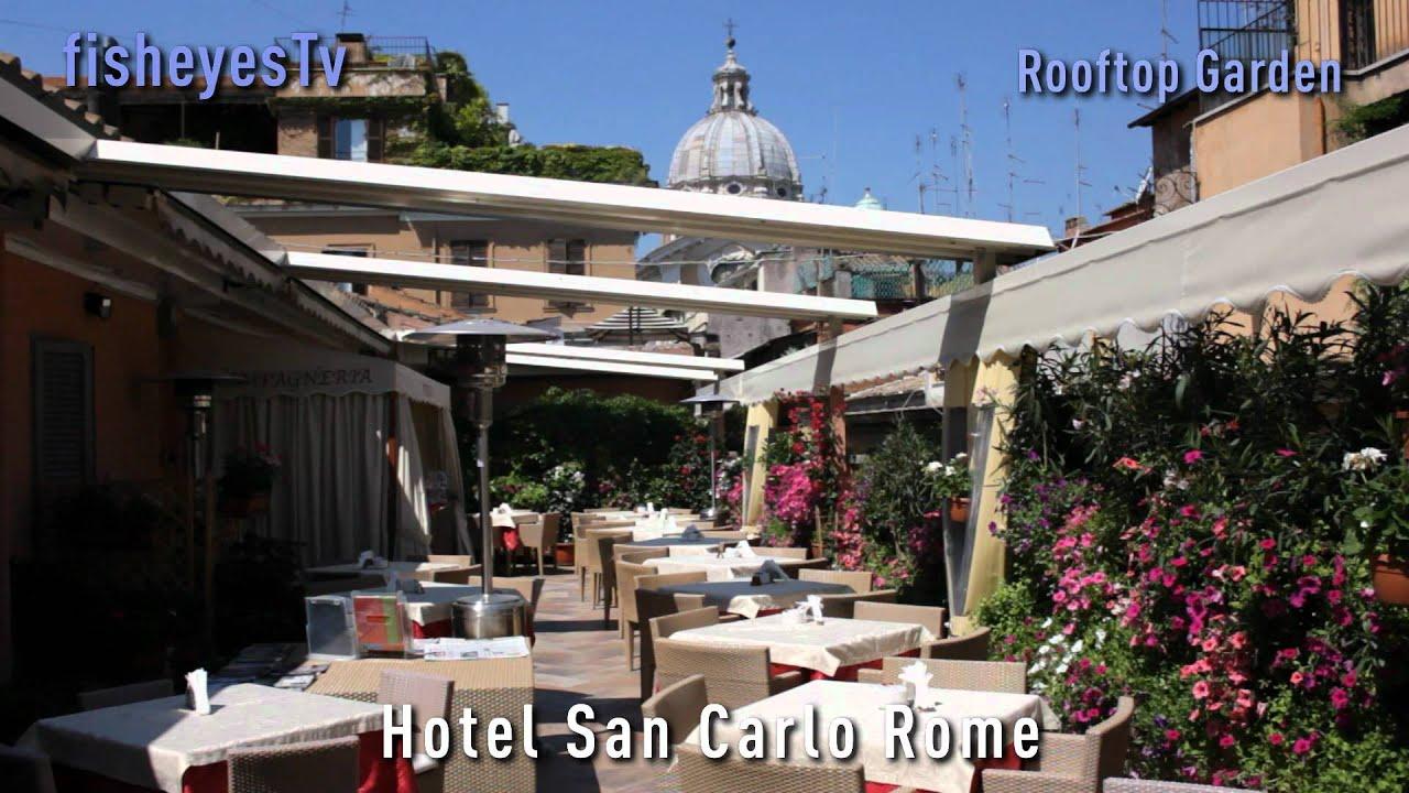 Hotel San Carlo Roma