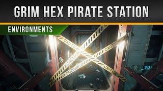 ✖ Star Citizen » Grim Hex Pirate Station
