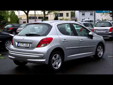 peugeot 207 1 4 essence youtube. Black Bedroom Furniture Sets. Home Design Ideas