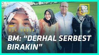 BM'den AKP iktidarına ültimatom: 'Kaçmaz ailesini derhal ve şartsız serbest bırakın!' | Bir Haber