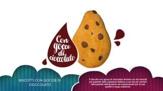 Industria italiana produzione biscotti al cioccolato per distributori B2B