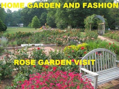 Bon Air Rose Garden U S A Arlington Va Washington Dc Home