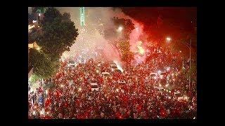 TRỰC TIẾP ĐI BÃO ĂN MỪNG VIỆT NAM CHIẾN THẮNG INDONESIA | VÒNG LOẠI WORLDCUP 2022
