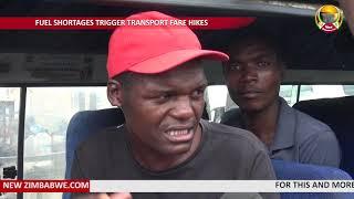 Fuel shortages trigger transport fare hikes
