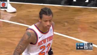 Knicks Film Study: Trey Burke Knicks Debut