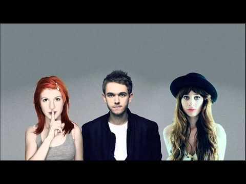 Zedd ft. Foxes vs. Hayley Williams - Clarity Stays The Night