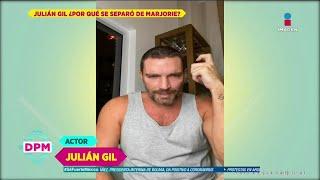 ¡julián Gil Desmiente Haberse Separado De Marjorie De Sousa Por Temas De Brujería! | De Primera Mano