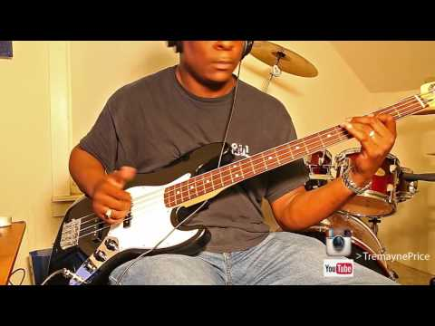 Luther Vandross -  Bad Boy/Having a Party (Bass Cover)
