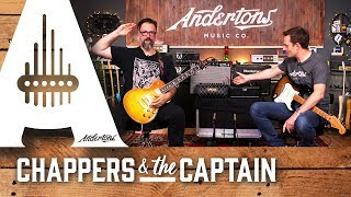 Whats the Best Guitar Amp For Low Volume Use? - Andertons Music Co.