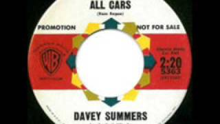 davey summers calling all cars
