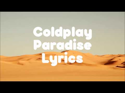 Coldplay - Paradise JBX
