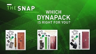 "DYNAVAP ""M"" 2020 - STARTER PACK WITH DYNASTASH WALNUT video"