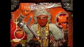 Aarti Live-माँ चामुण्डा की टेकरी-देवास-Maa Chamunda Ki Tekari-Devas-On 16th Jan 2015