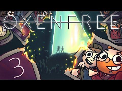 Oxenfree [Part 3] - Be Kind Rewind