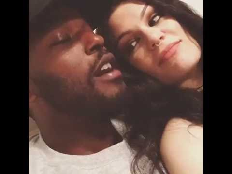 Jessie J and Luke James - ''Jealous''