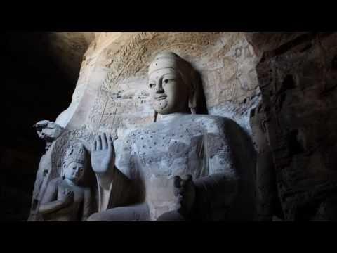 Yungang Grottoes , Datong Shanxi China