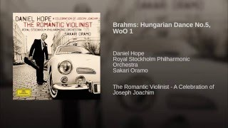 Brahms: Hungarian Dance No.5 in G minor - arranged for Violin and Strings by Marc-Olivier Dupin...