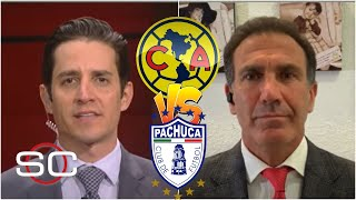 LIGA MX AMÉRICA pasa el trago amargo y vence al PACHUCA. ¿El mejor partido de SOLARI? | SportsCenter