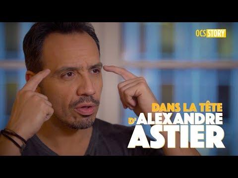 """Interview avec Alexandre Astier : """"Écrire, c'est comme aller aux chiottes. C'est personnel"""""""