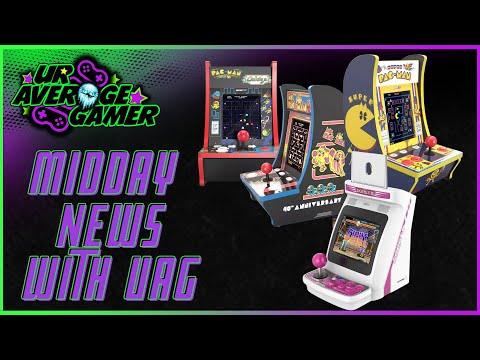 New Arcade1up Preorders and Taito Egret II, is the Nintendo Pro next. from Ur Average Gamer