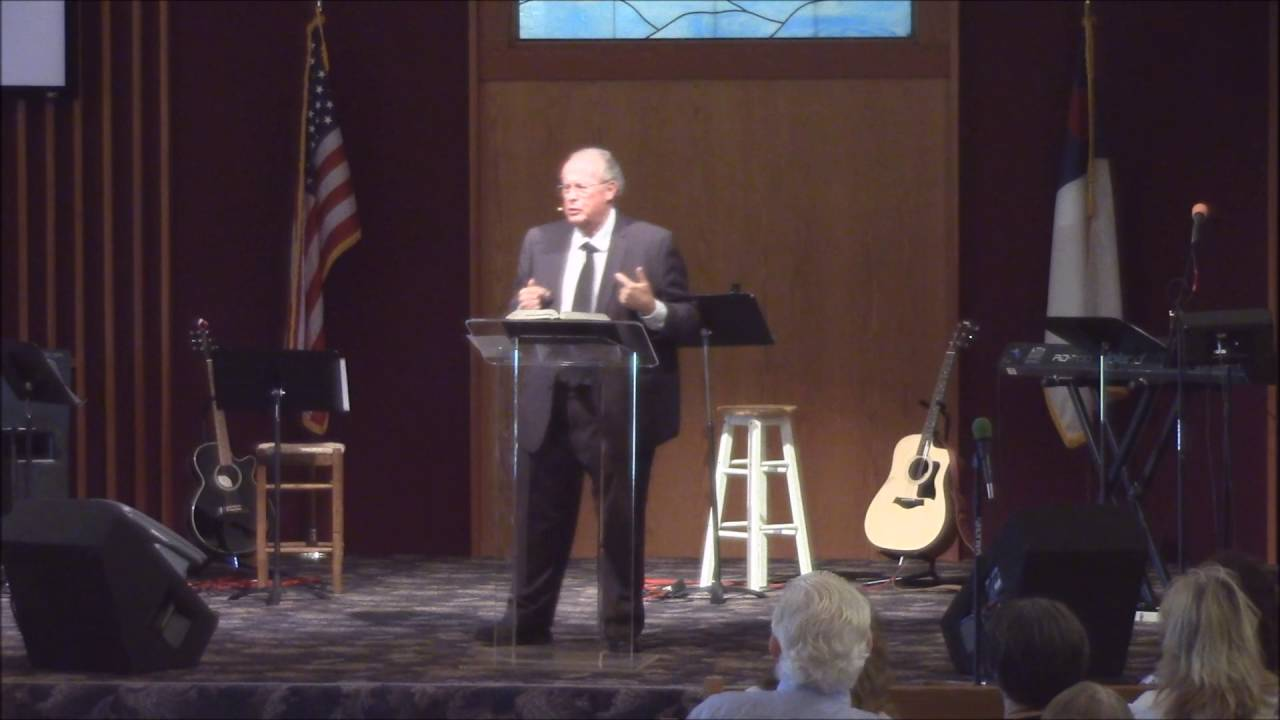 Love and Relationships Under Fire (Sermon 10/22/2016)