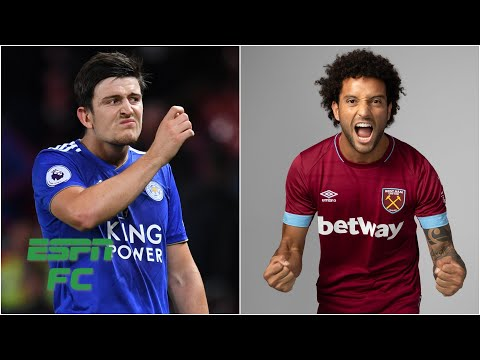 Harry Maguire headed to Man United? Felipe Anderson to Real Madrid? | Transfer Rater
