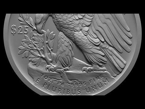 Palladium Eagle Coin: One Step Closer