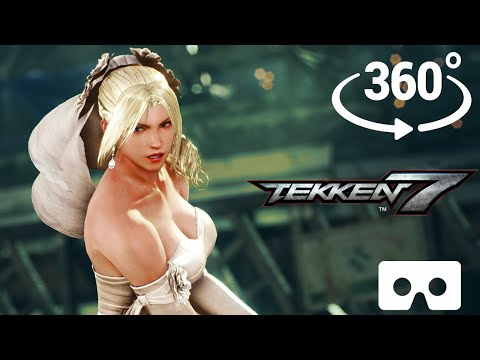 360 VR Tekken 7 Video On Oculus Rift