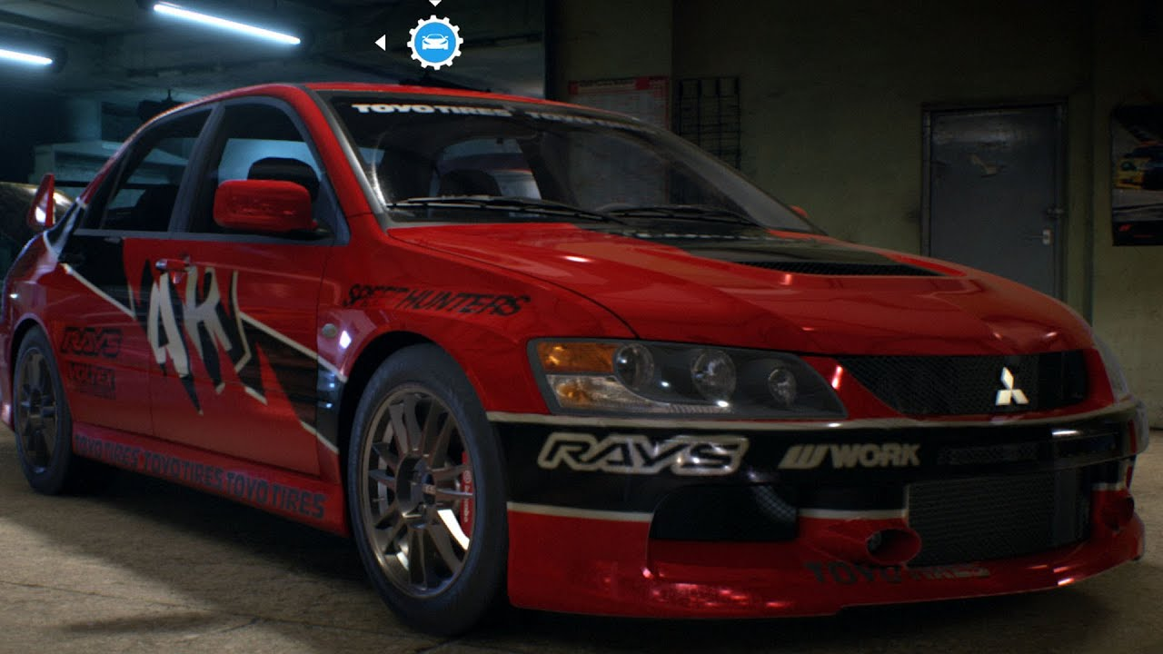 Mitsubishi Lancer Evolution Mr 2008 Need For Sd 2016 Test Drive Play Pc Hd 1080p60fps