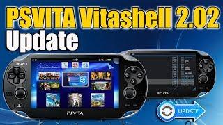 Vitashell 2.02 PSVITA - ACTUALIZADO