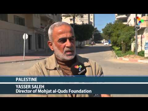 Palestine: Health of Journalist on Hunger Strike Deteriorating