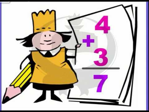 Maths | Unit 4 - Lesson 2 Finding the sum of two numbers - First Primary - Hegaz