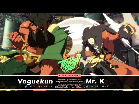 Tension Pulse Ep3 | 「YASE」2pgod vs Doonpa / Voguekun vs Mr. K