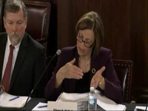 Dept. of Revenue Budget Hearing Question
