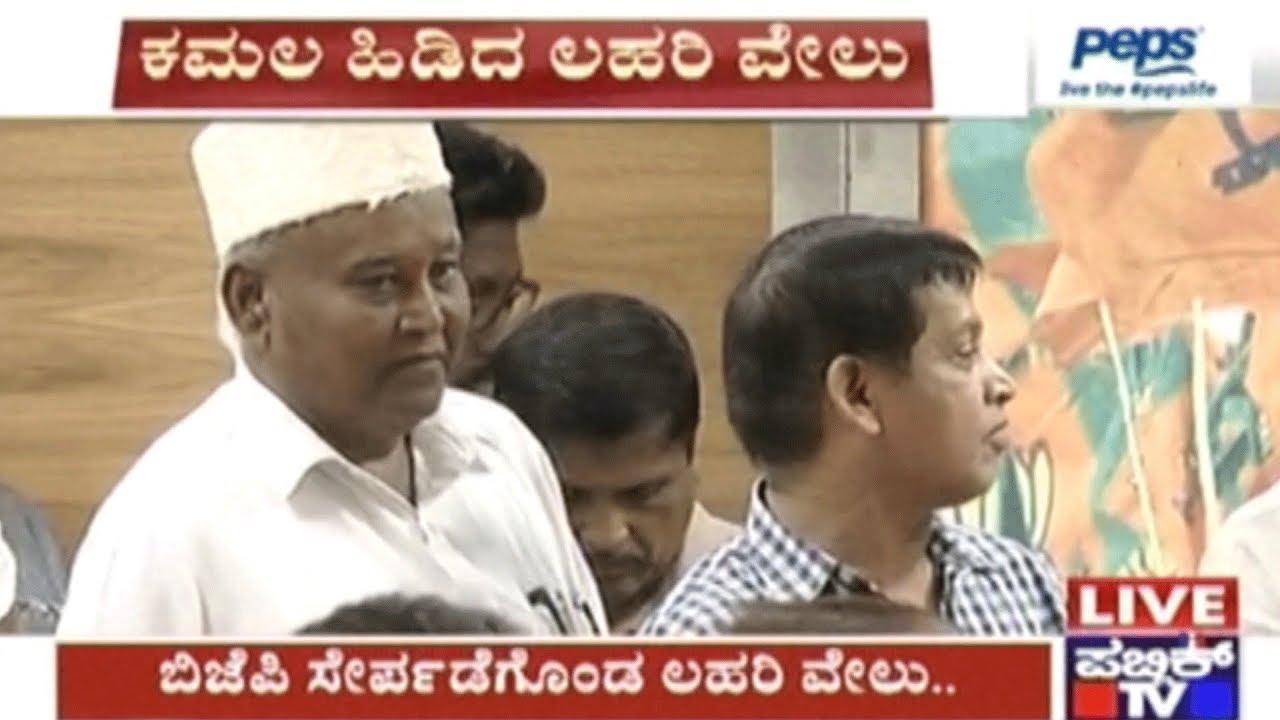 Lahari Velu And Manohar Naidu Join BJP Party