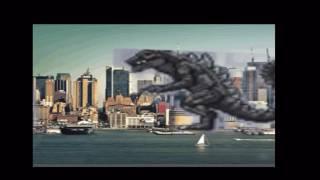 Godzilla 1998 vs cloverfield! short battles episode 41