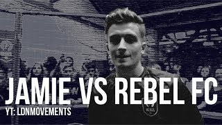 CAN I NUTMEG EVERY REBEL FC PLAYER !?