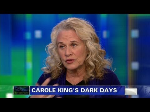 Carole King on abusive relationship