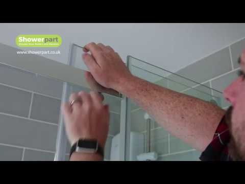 How Do I Find The Correct Shower Rollers Or Shower Part?