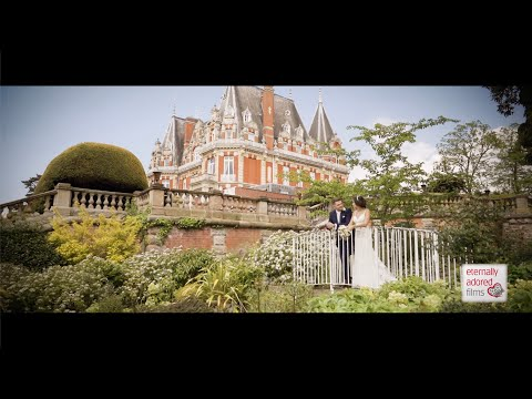 S E R E N A + M I C H A E L | Chateau Impney Droitwich | Wedding Video Film | Midlands Videographer