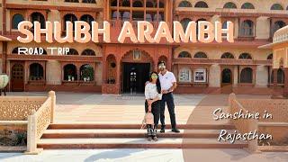 Episode 1 | Shubh Arambh | Delhi to Ranthambore | Savera - A Rajasthan Road Trip 2021 | Sanshine